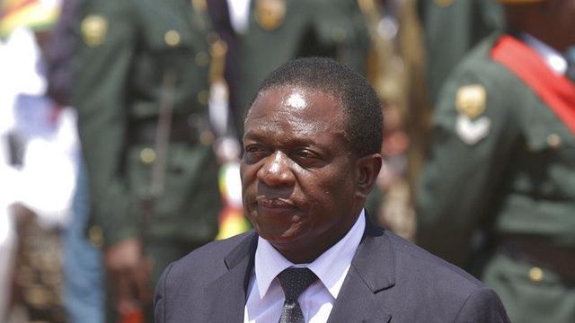 Emmerson Mnangagwa merupakan mantan tangan kanan Robert Mugabe. Ia dikenal dengan julukan 'The Crocodile'.