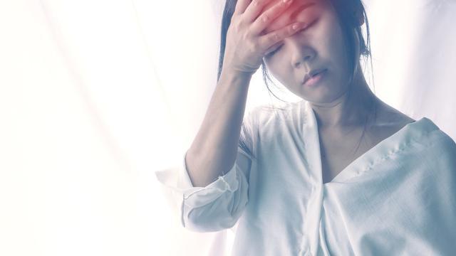 Sakit kepala (iStock)