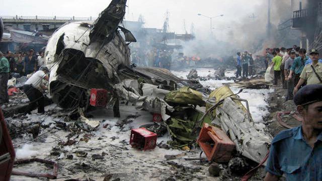 Misteri 2 Ton Durian dalam Kecelakaan Pesawat Mandala Airlines di Medan -  Lifestyle Liputan6.com
