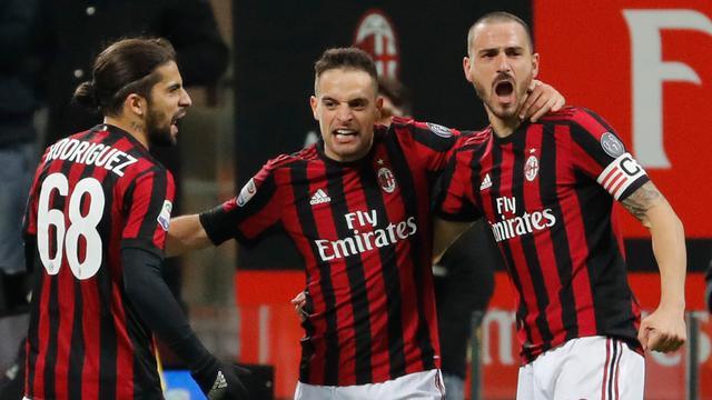 AC Milan Menang Tipis Atas Sampdoria