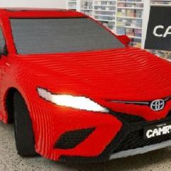 All New Camry Paultan Audio Grand Avanza Keren Toyota Dari Setengah Juta Keping Lego Otomotif Ini Dibangun Foto