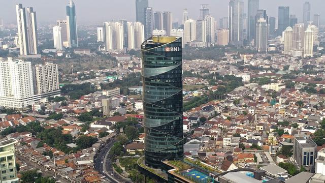Menginjak Usia 73 Tahun Gedung Menara BNI Diresmikan