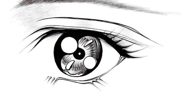 Cara Menggambar Mata Anime Cewek, Cocok untuk Komikus Pemula ...