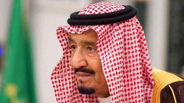 Raja Arab Saudi, Salman bin Abdulaziz Al Saud