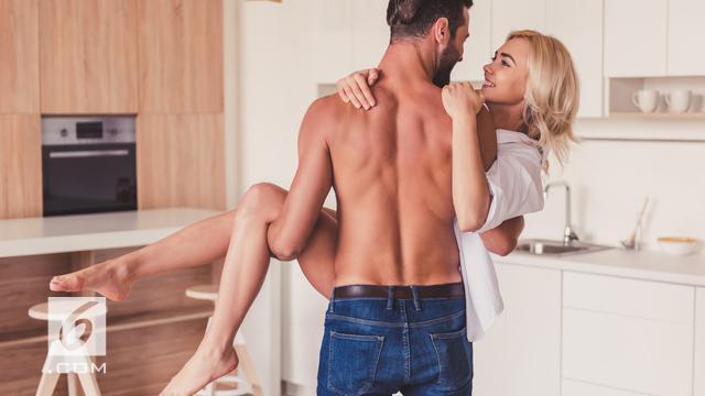 Hubungan seks di dapur (iStockphoto)