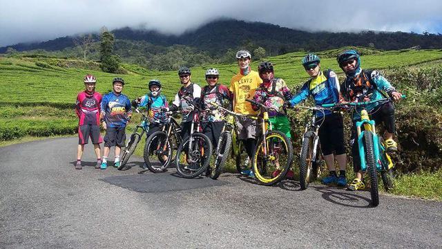 Sepeda Gunung Pagaralam