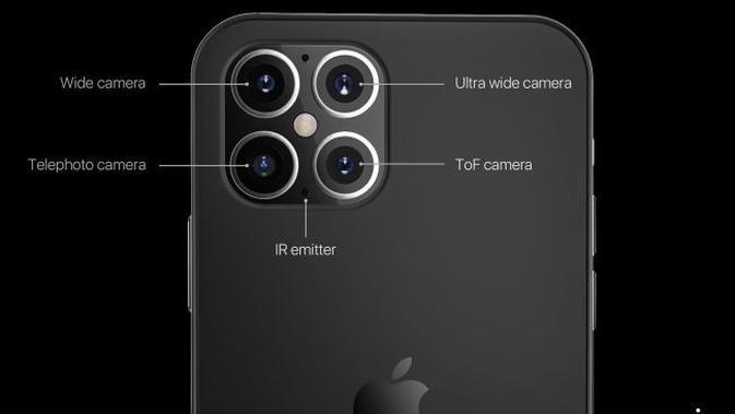 Hasil gambar untuk Apple Akan Rilis iPhone 2020 dengan Varian Layar 6,7 inci