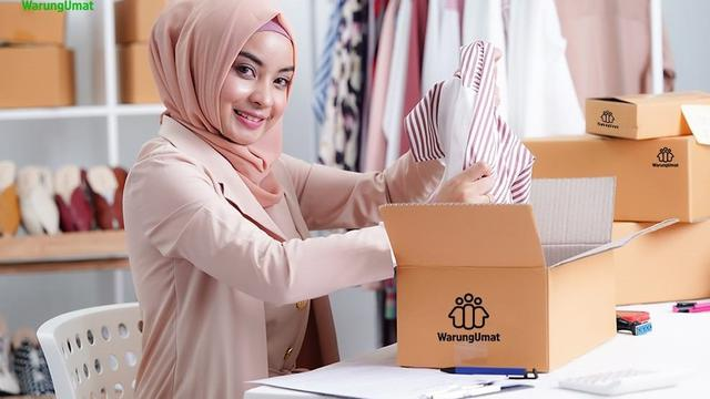 Warung Umat - e-commerce platform untuk keluarga Muslim