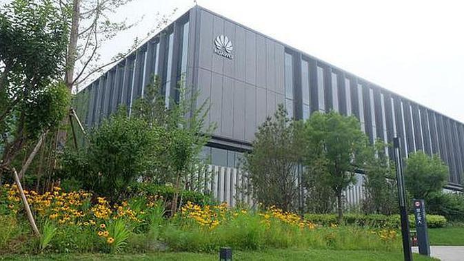 Device Laboratory milik Huawei di Beijing, Tiongkok. News/Andina Librianty