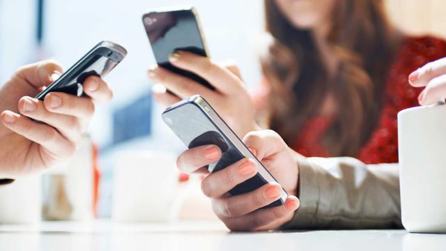Penggunaan smartphone