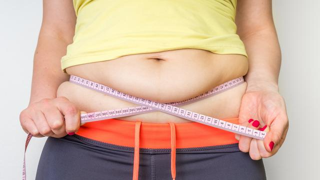 Ilustrasi lemak perut (Foto: iStock)