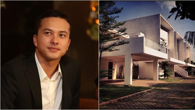 6 Potret Rumah Mewah Nicholas Saputra, Dirancang Arsitek Ternama - Hot  Liputan6.com