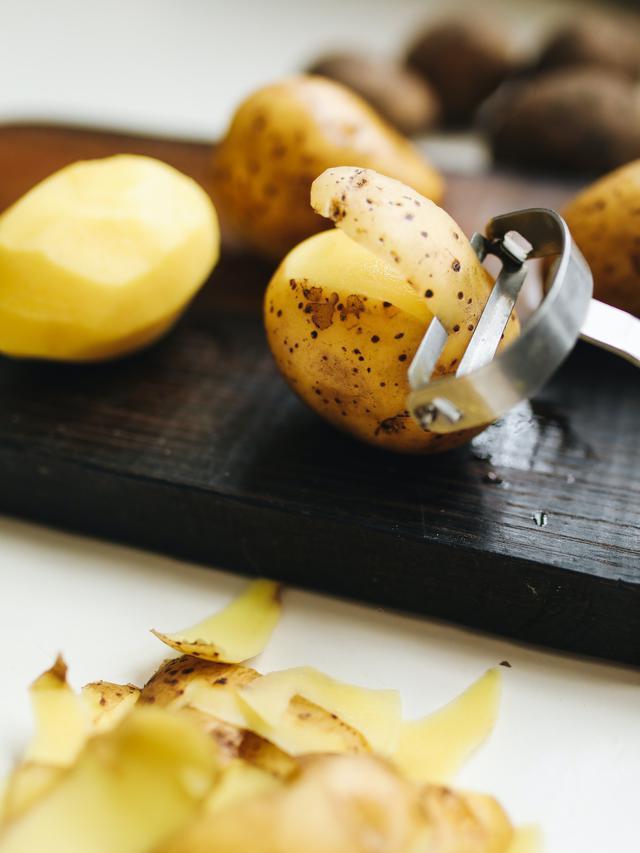 Manfaat Sayur Kentang : manfaat, sayur, kentang, Manfaat, Kentang, Kesehatan,, Karbohidrat, Pengganti, Ragam, Bola.com