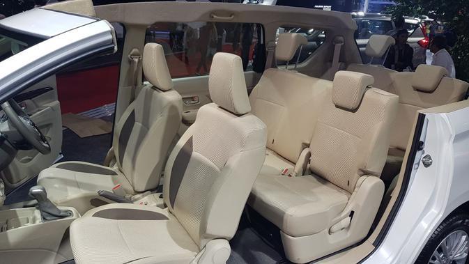 Mengintip Perubahan Interior All New Suzuki Ertiga