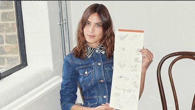 "Alexa Chung, Desainer London Fashion Week Idap ""Sindrom Penipu"""