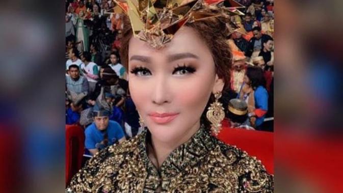 Inul Daratista, juri LIDA 2019 (Foto: Instagram/@inul.d)