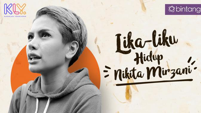 Kisah Hidup Nikita Mirzani