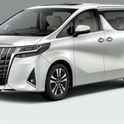 Harga Mobil All New Vellfire Konsumsi Bbm Grand Avanza 2016 Toyota Luncurkan Alphard Dan Facelift Berapa Harganya 2018