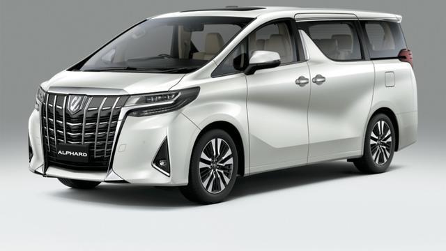 all new alphard 2018 indonesia gambar interior mobil toyota luncurkan dan vellfire facelift berapa harganya