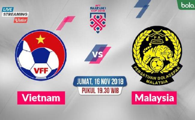 Prediksi Grup A Piala Aff 2018 Vietnam Vs Malaysia