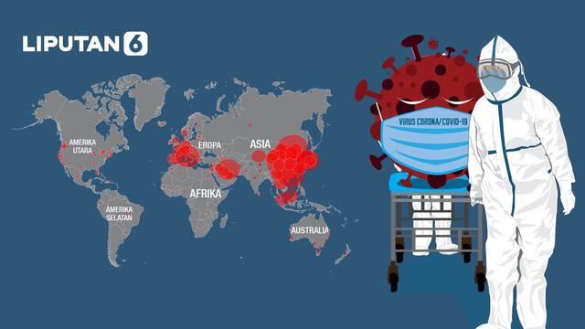 Banner Infografis Cara China hingga Vietnam Tangani Virus Corona. (Liputan6.com/Abdillah)