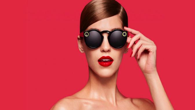 Spectacles, kacamata pintar besutan Snapchat dengan harga Rp 1,6 jutaan )Sumber: Business Insider)