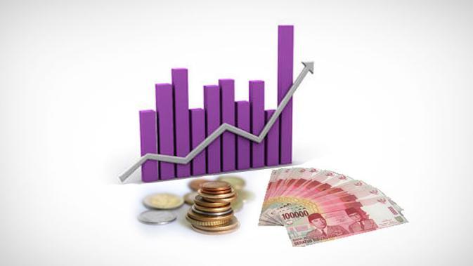 Ilustrasi Pertumbuhan Ekonomi (Liputan6.com/Andri Wiranuari)