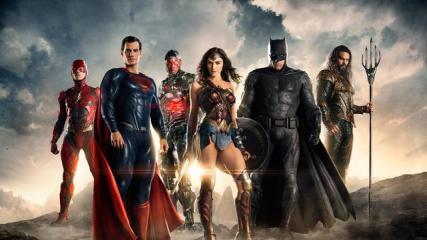 Justice League Movie (2017)