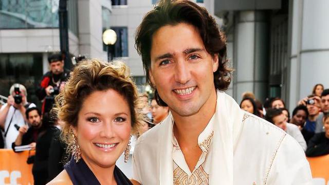 Sosok Ibu Negara Cantik Pendamping PM Kanada Baru yang 'Hot'