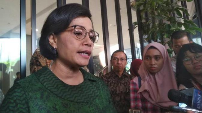 Menteri Keuangan Sri Mulyani (Foto:Merdeka.com/Wilfridus S)
