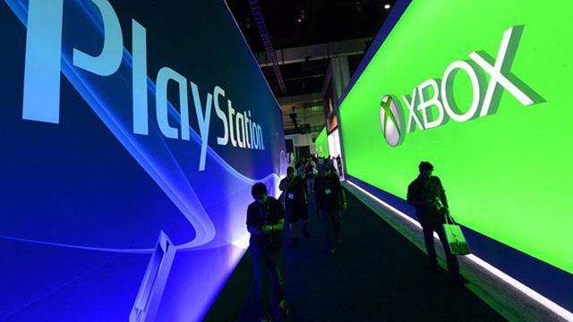 PS4 dan Xbox