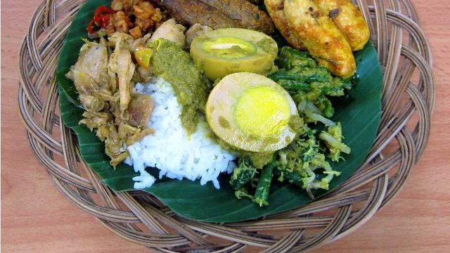 [Bintang] Nasi Campur Bali