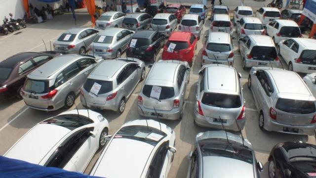 Agya-Ayla Bekas Paling Dicari Konsumen Mobil88