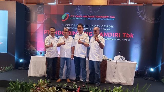 PT Indo Bintang Mandiri Tbk