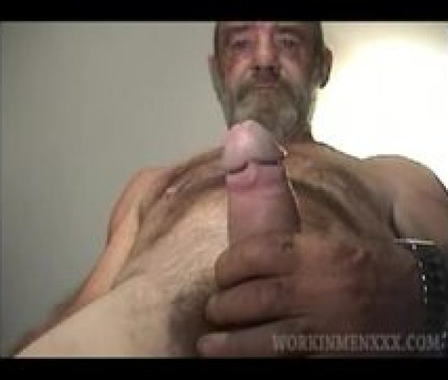 Meat Beating Mature Man Billy