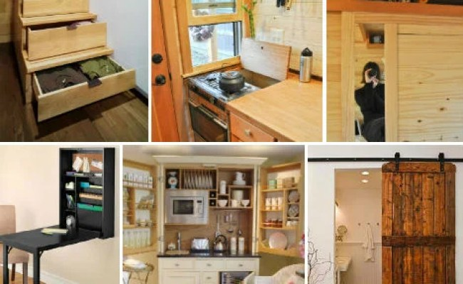 27 Space Saving Tricks And Techniques For Tiny Houses