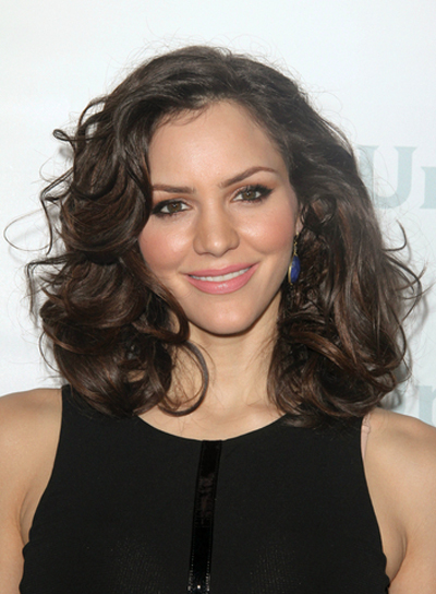 Medium Brunette Hairstyles For Thick Hair Beauty Riot