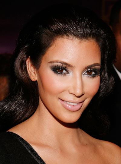 Kim Kardashians Smoky Eyes  Beauty Riot