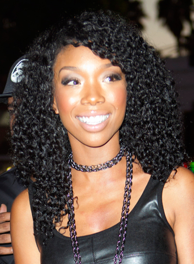 Long Curly Black Hairstyles Beauty Riot