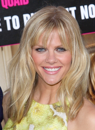 Medium Blonde Hairstyles With Bangs Beauty Riot