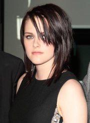 medium layered straight hairstyles