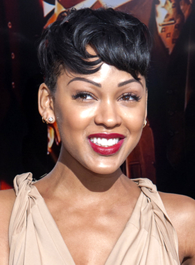 Meagan Good Beauty Riot