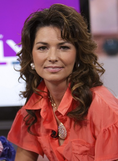 Shania Twain Beauty Riot