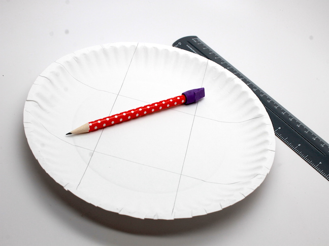 Mom Hack: How to Turn Paper Plates Into Bowls