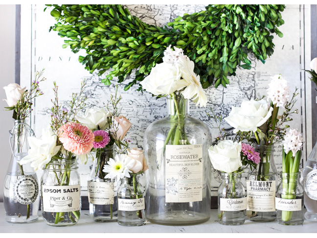 10 Chic Ways To Decorate With Apothecary Jars