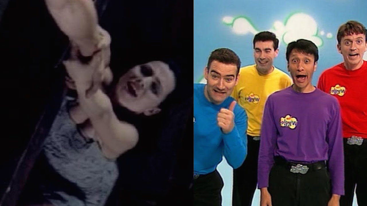 A MashUp Of Evanescence And The Wiggles Exists Is Hilarious And Terrifying  Music Feeds