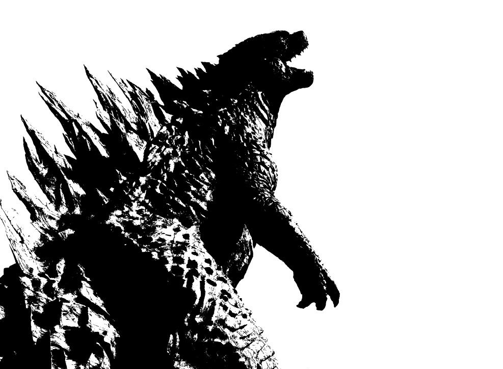 A New Poster Celebrates Godzillas Black and White Roots