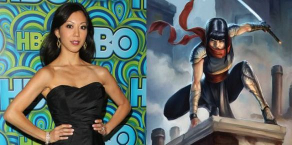 Teenage Mutant Ninja Turtles 2 Casts Brittany Ishibashi as Karai