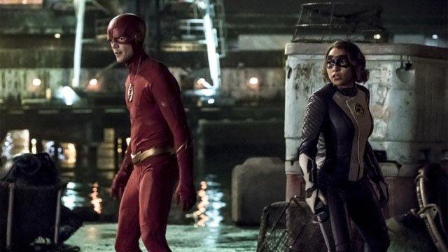 Flash Season 2 What Channel