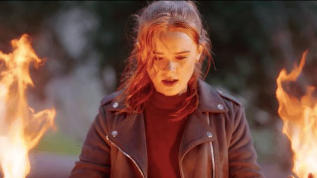 Fate: The Winx Saga's Abigail Cowen on the Show's Tone and Fireballs
